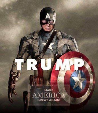 Капитан Трамп