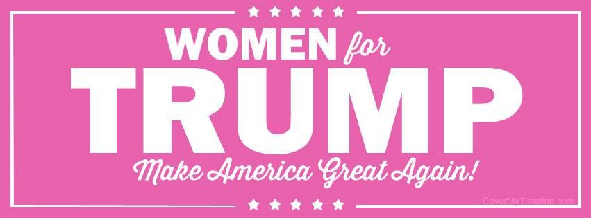 Женщины за Трампа