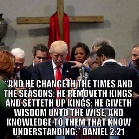 Христиане за Трампа