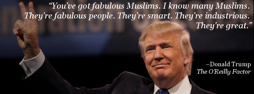 Мусульмане за Трампа